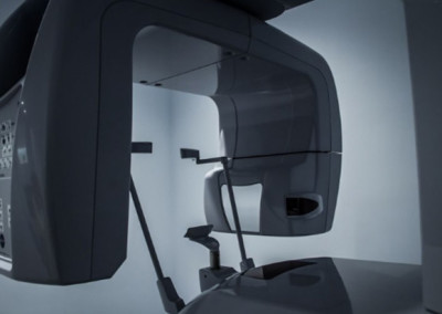 Industry leading 3D Morita CT scan with highest def and lowest radiation.