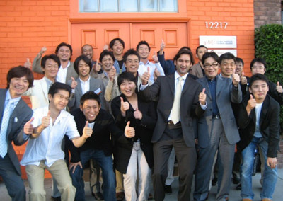 Japan dentists training at gIDE Institute with Dr. Jovanovic